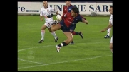 Il colpo di tacco di Esposito lascia sul posto la difesa del Palermo