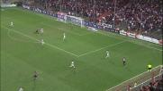 Crespo di testa porta avanti il Genoa contro la Juventus