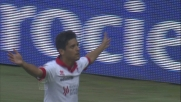 Barreto sprona il Bari segnando il goal del pareggio dal dischetto
