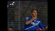 L'Empoli trova il pari contro il Cagliari grazie al goal di Tavano