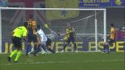 Salvataggio sulla linea provvidenziale di Rodriguez in Verona-Parma