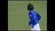 Sammarco spara fuori contro l'Udinese