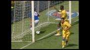 Sampdoria in goal con un diagonale di Cassano deviato da Isla