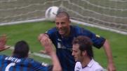 Samuel porta a tre le segnature dell'Inter sul Genoa