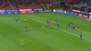 San Siro, si rivede Eto'o: tiro fuori che spaventa il Milan