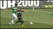Sanchez accelera e Malagò lo stende in area: è calcio di rigore per l'Udinese