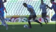Sanchez favoloso, lascia sul posto tutto il Catania