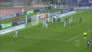 Sanchez segna con la mano, calcio di punizione per la Lazio e ammonizione