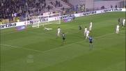 Sansone ci mette la punta e segna il goal del momentaneo 1 a 1 contro il Verona