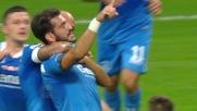 Saponara: goal dell'ex a San Siro
