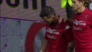Sau allo scadere: inserimento e goal vittoria in Cesena-Cagliari