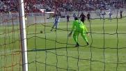Sbaglia la difesa del Cagliari, Storari però la salva dal goal di Mertens
