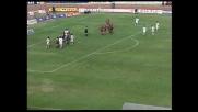 Scarpi respinge la punizione di Baggio