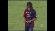 Scivolata da dietro su Pandev, Lopez espulso in Cagliari-Lazio