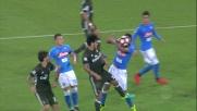 Scontro aereo ad alta tensione tra Gustavo Gomez e Albiol in Napoli-Milan