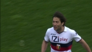 Sculli, goal al Lecce con un tocco quasi invisibile