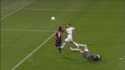 Sculli salta Brichetto con un gioco di prestigio e segna il goal del raddoppio del Genoa