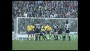 Secondo goal di Bierhoff contro il Bologna. L'Udinese non molla