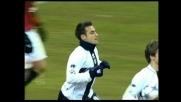 Secondo goal di Marchionni per il Parma in casa del Milan