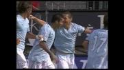 Secondo goal di Zarate che vale il sorpasso della Lazio sul Cagliari