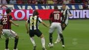 Seedorf, classe e grinta contro la Juventus