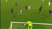 Seedorf porta in vantaggio il Milan a Firenze