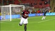 Seedorf scalda San Siro con il goal del vantaggio del Milan contro la Lazio