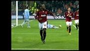 Seedorf scaraventa in porta e il Milan torna in vantaggio contro il Napoli