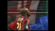 Seedorf trafigge l'Udinese con una saetta dal limite