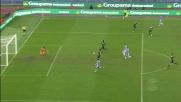 Sensi spazza l'area, calcio d'angolo per la Lazio