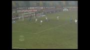 Sensini affossa Pozzi, penalty per l'Empoli
