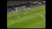 Sereni para d'istinto su Shevchenko e la Lazio si salva a San Siro