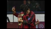 Serginho e Kakà danno spettacolo a San Siro e chiudono il match con il goal del 5-1