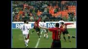 Serginho firma il goal vittoria sul Cagliari