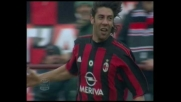 Goal meravigliosa di Rui Costa a San Siro su punizione