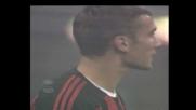 Shevchenko pescato in fuorigioco contro la Juventus