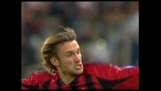 Shevchenko segna di rapina e il Milan acciuffa la Lazio