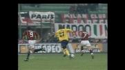 Shevchenko segna il secondo goal personale contro il Modena