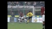 Shevchenko trasforma in goal il lancio di Pirlo contro il Modena