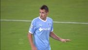 Klose, traversa su colpo di testa nel derby contro la Roma