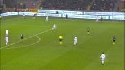 Siluro all'incrocio, il fantastico goal di Banega porta avanti l'Inter sulla Lazio
