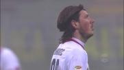 Siluro da fuori, Ninkovic non inquadra la porta dell'Inter
