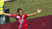 Silvestre goal: Catania in vantaggio in casa del Brescia!