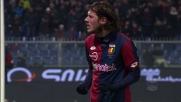 Simeone crossa, Ninkovic colpisce di testa: terzo goal del Genoa al Palermo