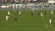 Simeone non trova il goal davanti a Berisha