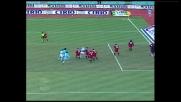 Simeone porta avanti la Lazio sul Torino