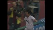 Simone Inzaghi beffa De Sanctis, Lazio sul 2-0