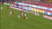 Simplicio è sicuro del goal nel derby Lazio-Roma, ma trova un palo clamoroso