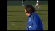 Sinistro a giro e palo pieno: Pratali sfiora il goal contro il Genoa