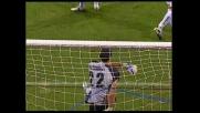 Sinistro al volo di Borriello e Genoa in vantaggio sull'Udinese